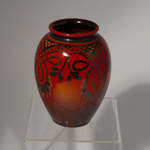 PILKINGTON LUSTRE VASE
